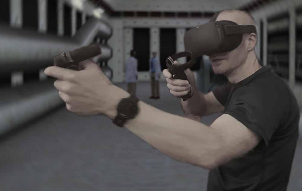 Wenn Valve es nicht macht, dann eben ein Hobby-Entwickler: Half-Life in VR für Oculus Quest.