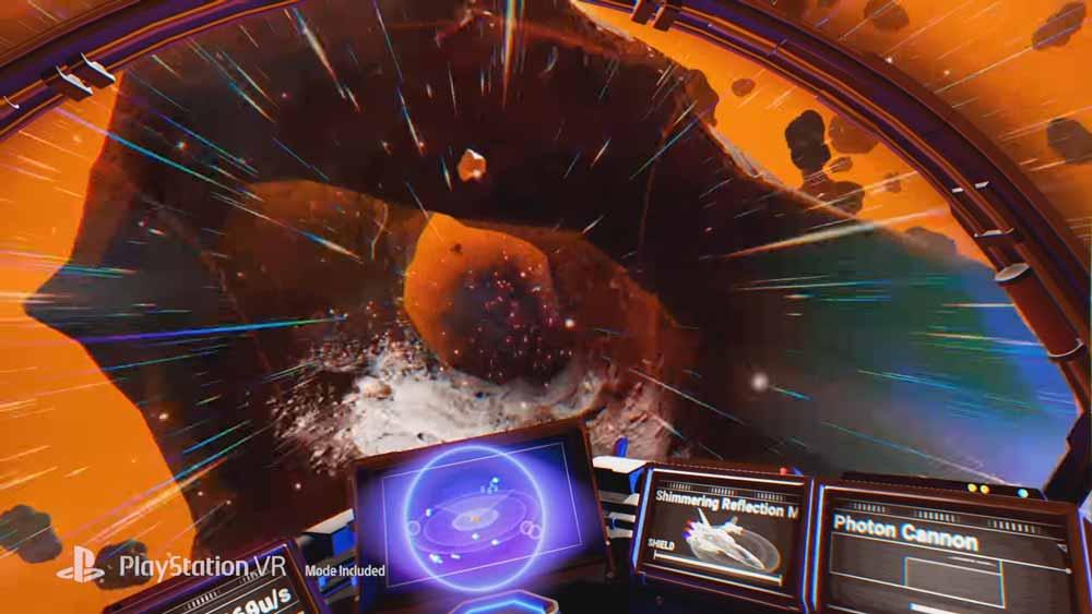 """Demnächst wird das hochgehandelte Weltraumerkundungsspiel """"No Man's Sky"""" um einen VR-Modus für Playstation VR und PC-Brillen erweitert. Spielerfinder Sean Murray spricht über seine Motivation."""