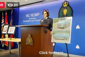 Augmented Reality: Polizei-Pressekonferenz mit Katzenöhrchen