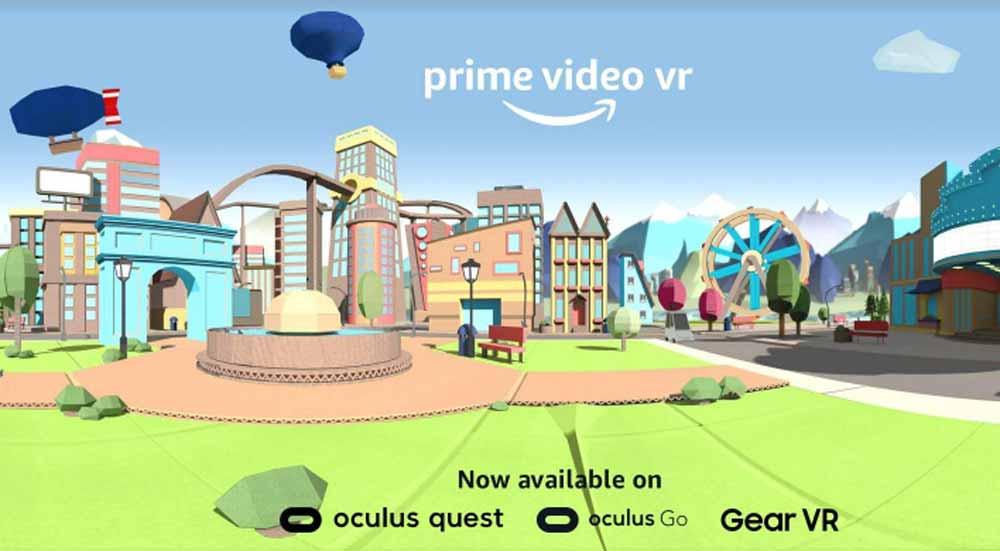 Mit Amazon steigt ein Big Player der Tech-Branche ins VR-Geschäft ein - oder stupst wenigstens den großen Zeh ins kalte Wasser.