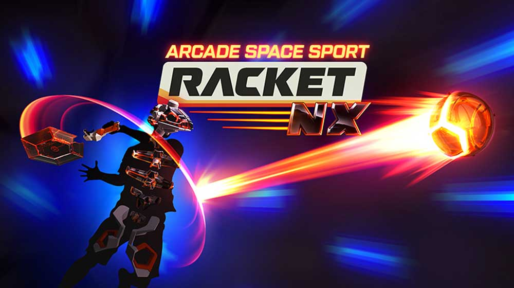 """Racket:NX"" Oculus Quest Test: Cyber-Sport perfektioniert"