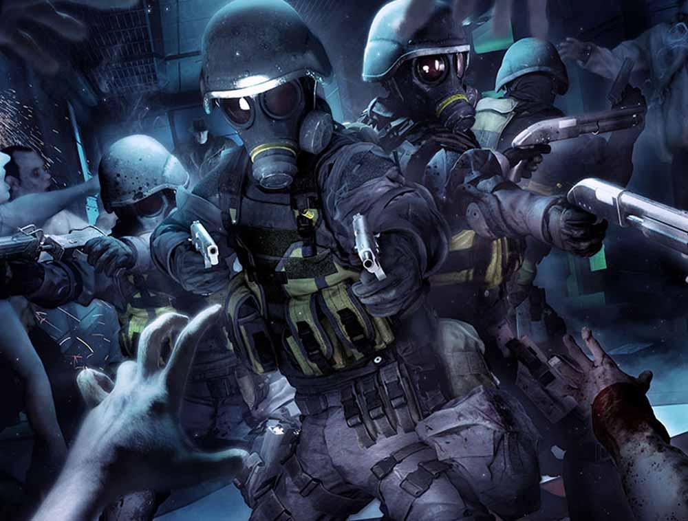 Capcom bringt Resident Evil in die VR-Arcade – erster Trailer