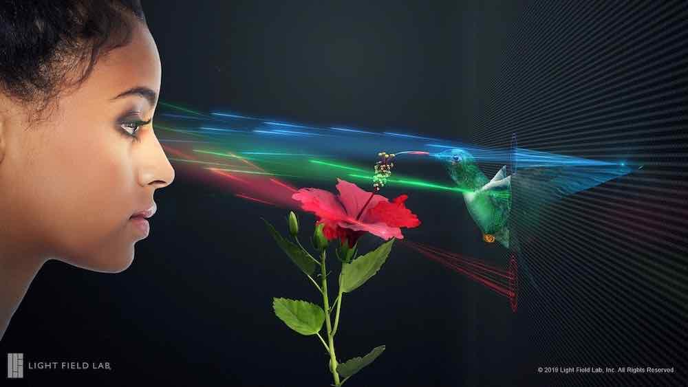 Light Field Lab: Holografie-Startup sichert sich weitere 28 Mio. US-Dollar