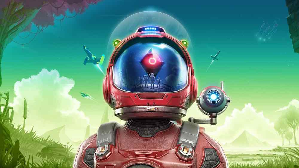 "No Man's Sky VR: ""Der VR-Modus war unser Lieblingsprojekt"""