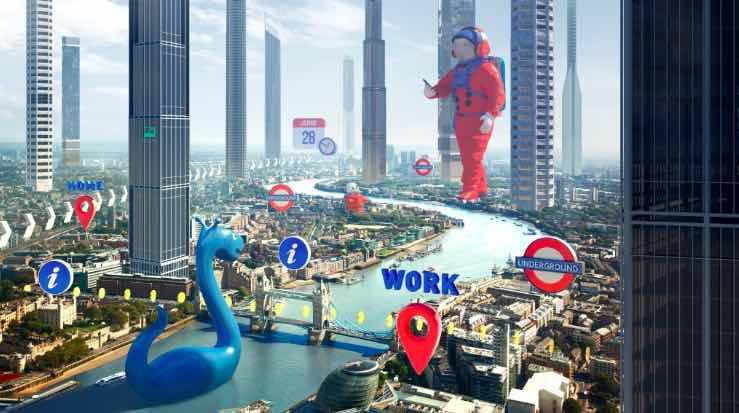 Irgendwo muss man ja mal anfangen. Denkt sich das Startup Scape und scannt für die AR-Cloud komplette Städte in 3D ein.