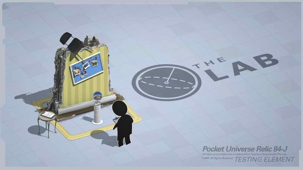 """Valve hat """"The Lab"""" für alte und neue VR-Nutzer verbessert auf den neuesten technischen Stand von SteamVR gebracht."""
