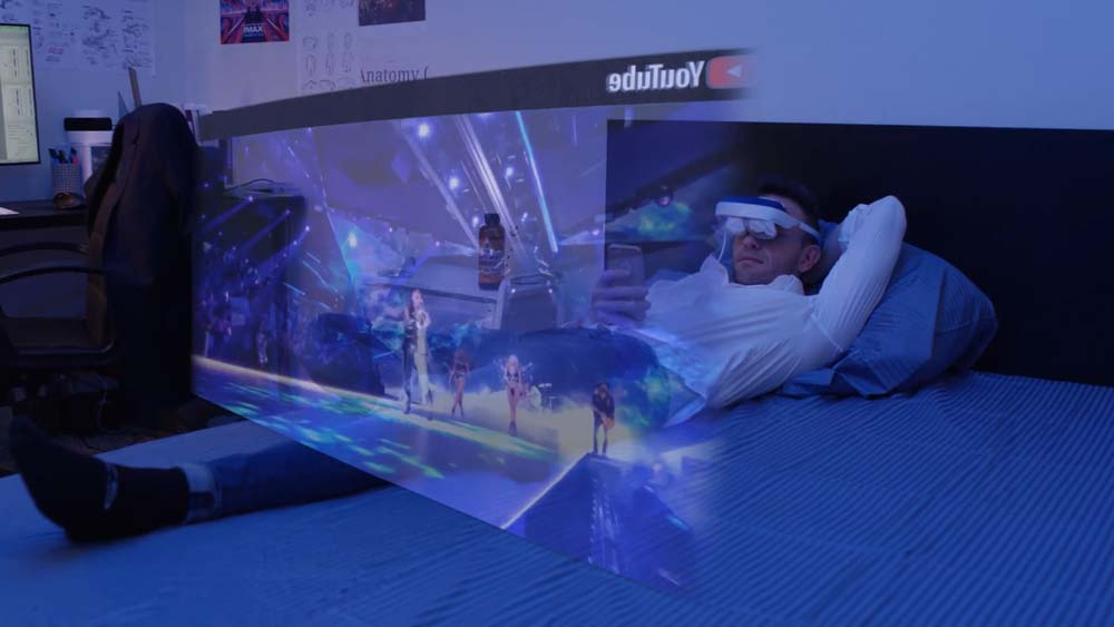 Dreamglass Air: Video-AR-Brille erfolgreich bei Kickstarter