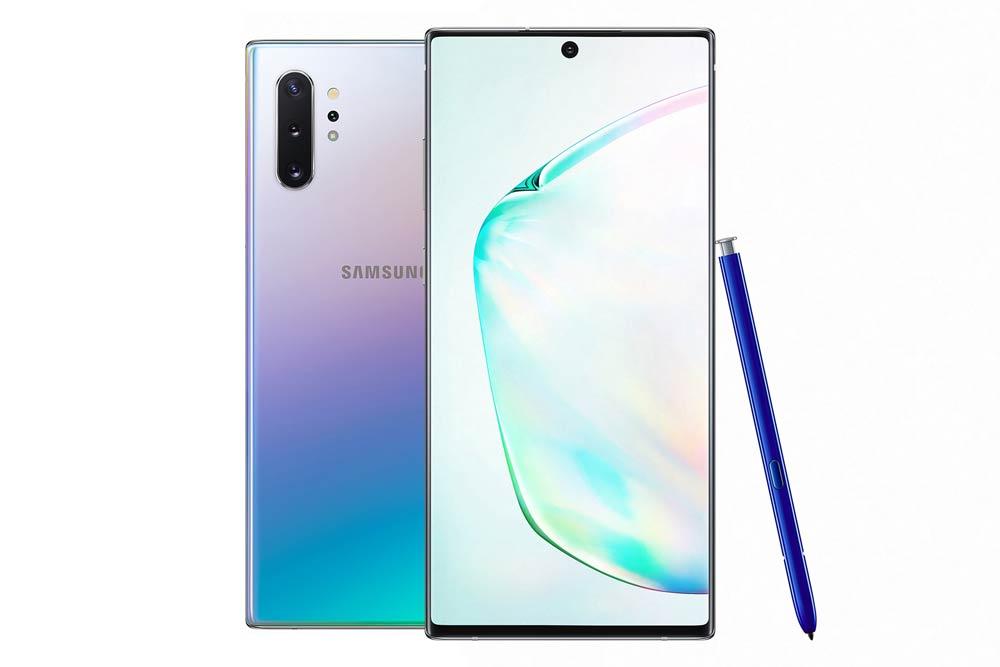 Wie schon das Galaxy S10 5G hat auch Samsungs neues Note 10+ einen Tiefensensor verbaut. Der könnte präzisere und fortschrittlichere Augmented-Reality-Apps ermöglichen.