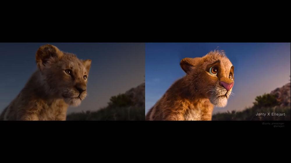 König Der Löwen Realfilm
