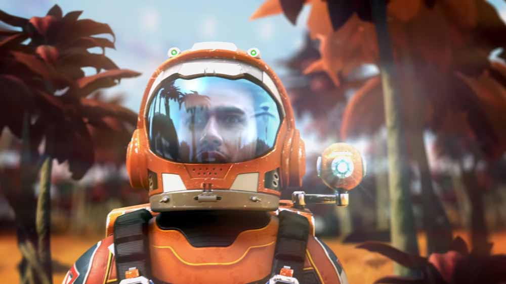 """Hello-Games-Chef Sean Murray sieht den VR-Modus für """"No Man's Sky"""" noch ganz am Anfang. Und er ist ein Fan von Oculus Quest."""