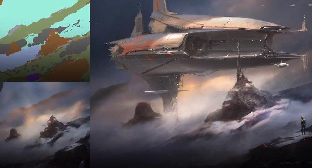Ihr seid keine großen Künstler? Seid euch da nicht so sicher: Mit Nvidias neuer KI malt ihr Landschaften wie ein Profi.