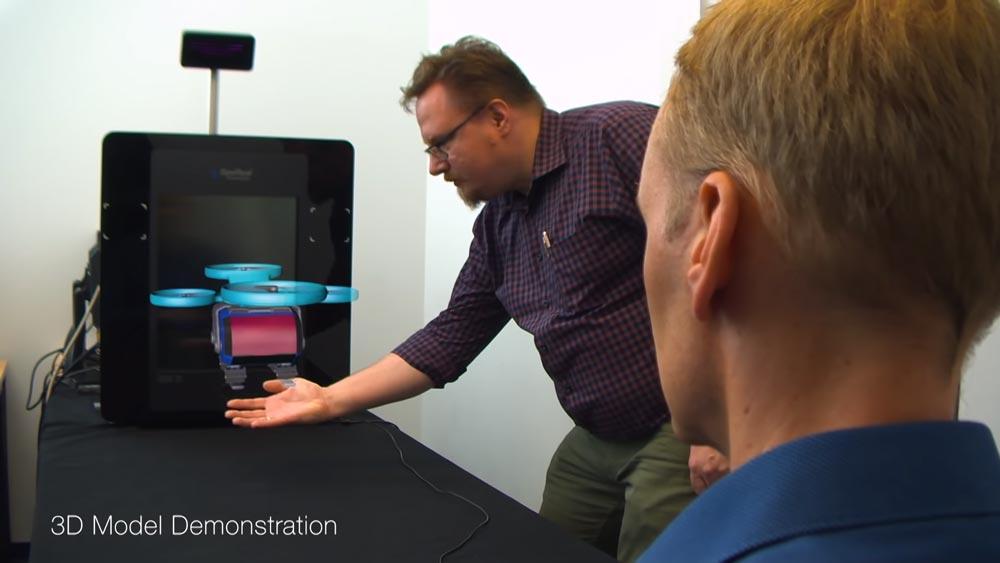 Volkswagen investiert in 3D-Hologramm-Unternehmen