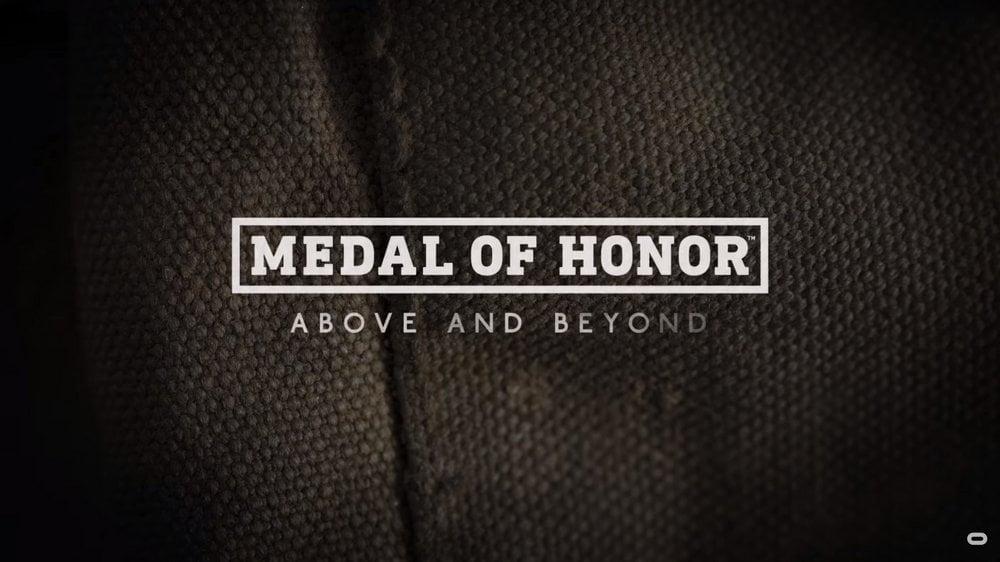 Medla of Honor Above and Beyond VR-Spiel angekündigt