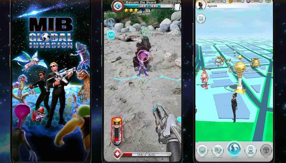Der jüngste Pokémon Go-Klon ist im Men-in-Black-Universum angesiedelt und erscheint im September für iOS und Android.