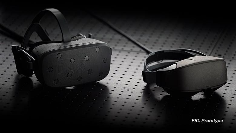 Auf der Oculus Connect 6 stellte XR-Forschungschef Michael Abrash zwei neue, eindrucksvolle Half-Dome-Prototypen vor.