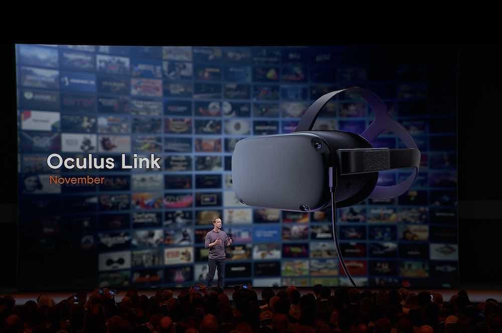 Oculus Link für Quest: Dritthersteller sollen Kabelspezifikationen erhalten