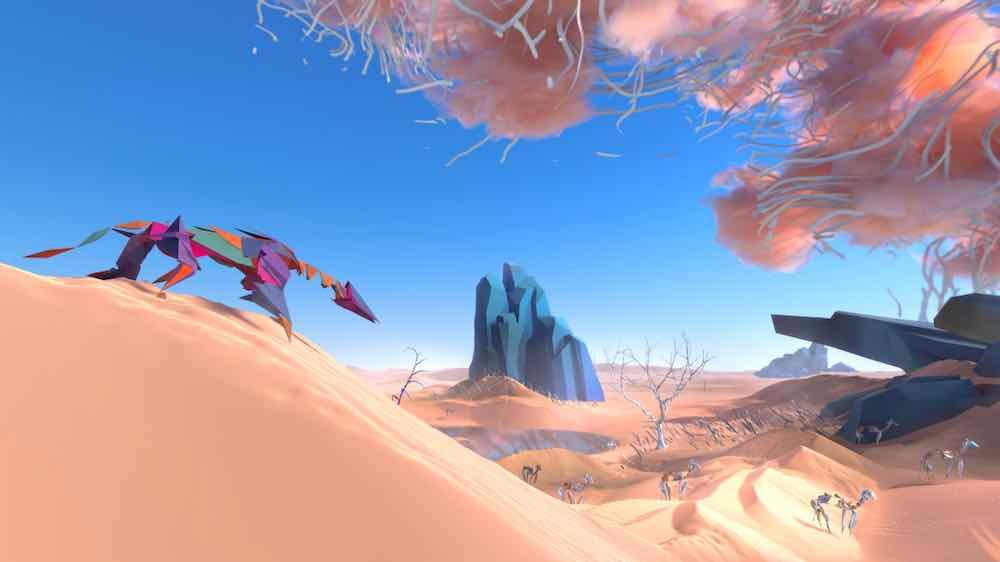 Paper Beast erscheint im ersten Quartal 2020 exklusiv für Playstation VR.