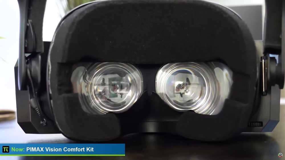 Das Comfort Kit bietet mehr Kissen-Real-Estate und kostet 50 US-Dollar. Bild: Screenshot.