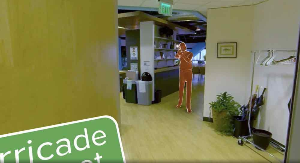 Ein US-Startup bietet ein VR-Training für Unternehmen an, das Angestellten helfen soll, im Falle eines Amoklaufs richtig zu handeln.