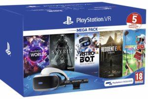 Sony startet mit einem neuen Mega-Pack für Playstation VR den nächsten Preis-Leistungs-Angriff.