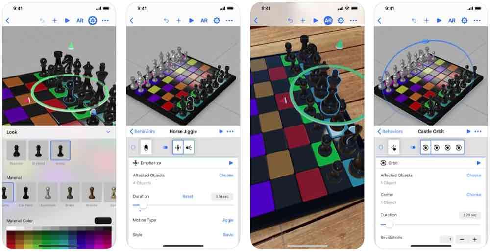 Mit der Veröffentlichung von iOS 13 ist nun auch Apples AR-Baukasten Reality Composer erschienen.