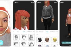 High Fidelity bringt eine Smartphone-App heraus, mit der man sich sehr leicht einen VR-Avatar basteln kann.