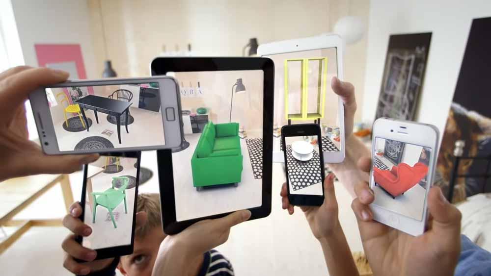 Mit Ikeas Augmented-Reality-App für iOS könnt ihr jetzt ganze Wohnungen digital einrichten.