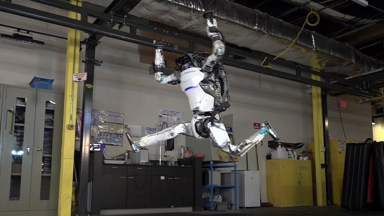 Atlas: Boston Dynamics macht Roboter zum Gymnastiktalent – derStandard.de