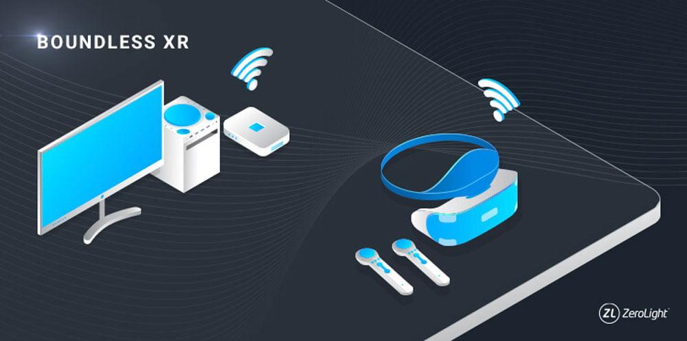 Qualcomms Technologie arbeitet in vielen autarken XR-Geräten. Das Unternehmen will daraus fürs 5G-Zeitalter Kapital schlagen.