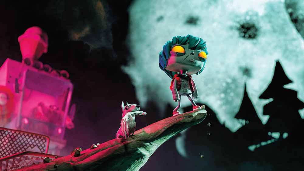 """Vive & Rift: Im VR-Film """"Gloomy Eyes"""" verliebt sich ein Zombie in einen Menschen"""
