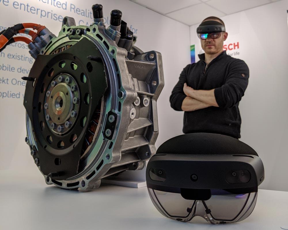 In diesem Artikel lest ihr, welchen Eindruck Hololens 2 beim ersten Ausprobieren hinterlassen hat. Was hat sich im Vergleich zur Hololens 1 geändert?