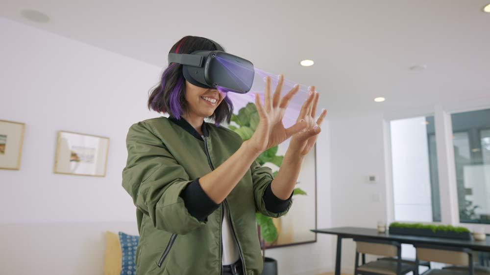 Oculus Quest Handtracking: Erste Tests und Eindrücke