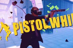 """Der Rhythmus-Shooter """"Pistol Whip"""" probiert etwas Neues und lässt sich dafür von Bekanntem inspirieren. Das Spiel erscheint für Oculus Quest, Rift, bei SteamVR und für Sonys Playstation VR."""