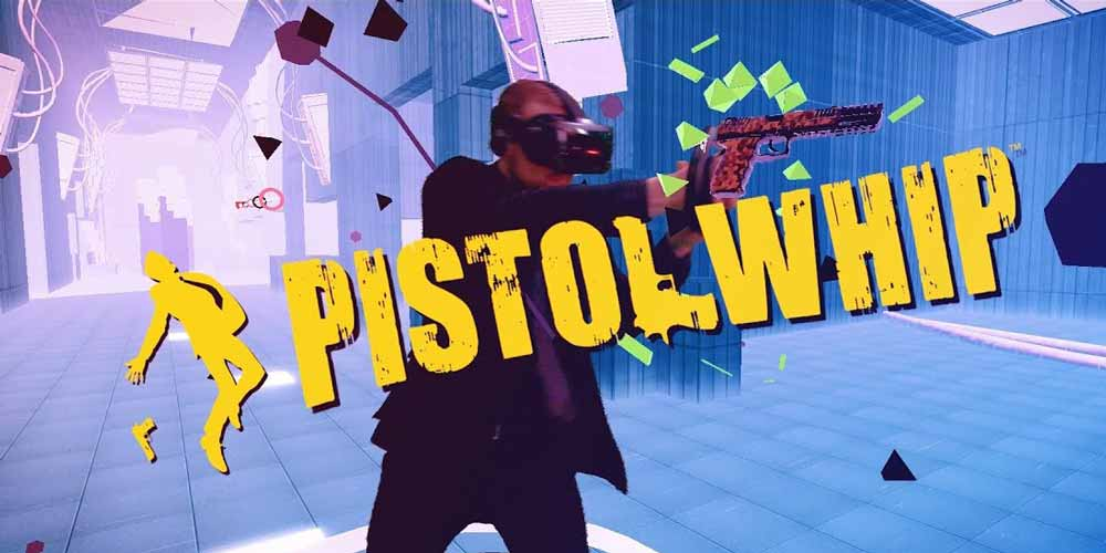 "Pistol Whip: VR-Shooter ""Pistol Whip"" mixt Beat Saber, Superhot und Rez"