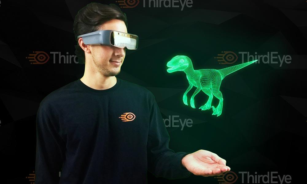 | thirdeye brille demo