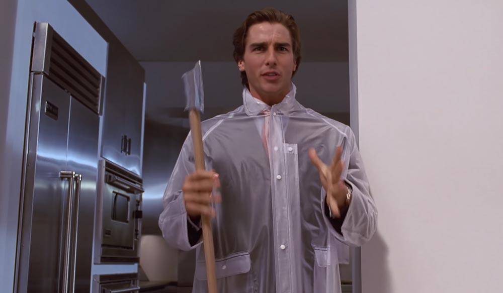 """Tom Cruise ist ein beliebtes Deepfake-Opfer. Jetzt darf er in """"American Psycho"""" ran. Erstaunlicherweise steht ihm die Rolle ganz gut zu Gesicht."""