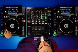 Für erfahrene und angehende DJs bietet Oculus Quest zukünftig eine neue Übemöglichkeit.