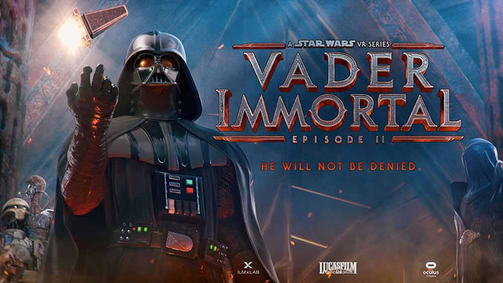 """Star Wars: Vader Immortal II"" Test: Mein Kumpel Darth"
