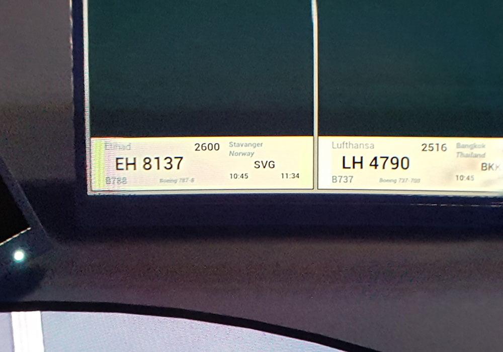 Schriften beispielsweise in einem Cockpit sind hervorragend lesbar. Der Screenshot gibt das nur zum Teil wieder. Bild: MIXED