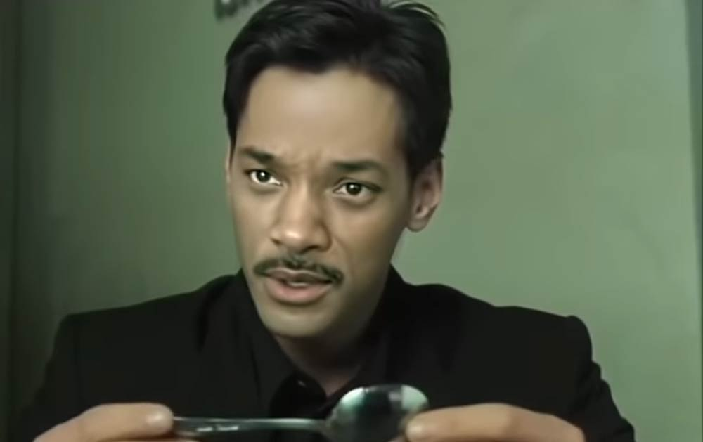"""Deepfake: Will Smith ersetzt Keanu Reeves in """"Die Matrix"""""""