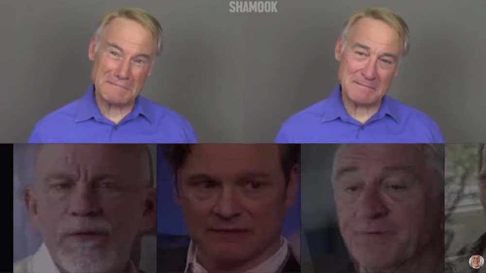 Ein Schauspieler tut sich mit einem Deepfaker zusammen und zeigt beispielhaft, was mit Deepfakes möglich ist.