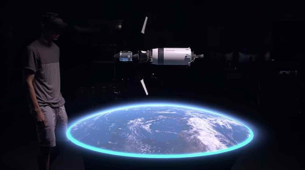 Epics Hololens 2 Demo: So gut kann Augmented-Reality-Grafik aussehen