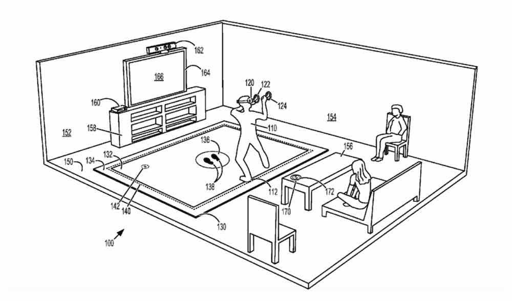 Dass Microsoft trotz VR-Rückzieher weiter an Virtual Reality forscht, zeigt ein Patentantrag von letzter Woche.