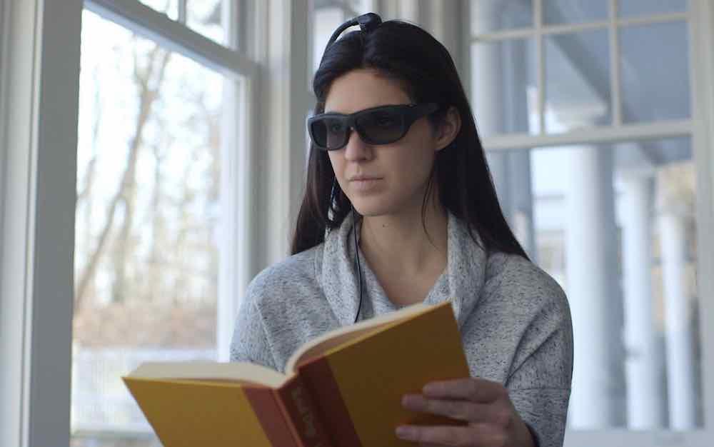 Diese Brille bestraft euch, wenn ihr Ablenkung sucht