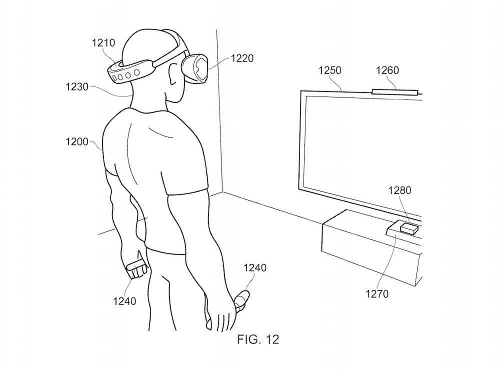 Sony erhielt ein Patent erteilt, das andeutet, in welche Richtung eine Playstation VR 2 samt neuer Controller gehen könnte.
