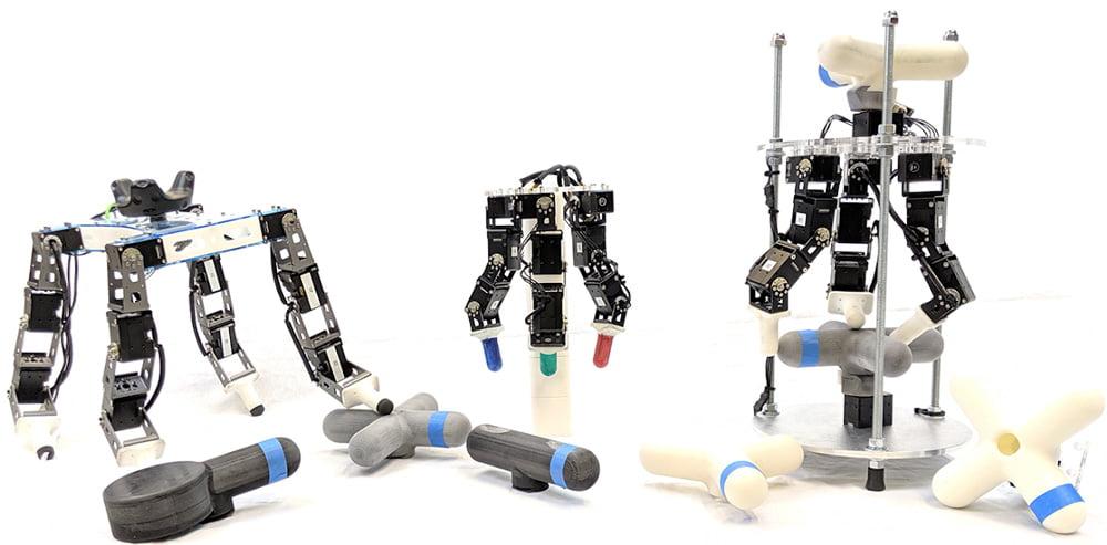 ROBEL: Google stellt Benchmark für Roboter vor