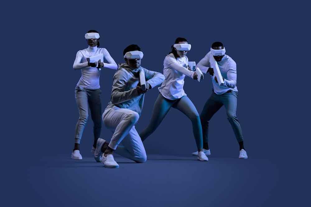 Sandbox VR erhält weitere elf Millionen US-Dollar. Die Liste von Investoren kann sich sehen lassen.