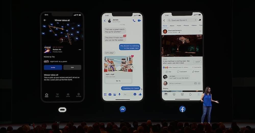 Oculus-Nutzer brauchen noch kein Facebook-Profil. Die Marschrichtung ist jedoch klar: Die Oculus-Plattform und Facebook sollen zusammenwachsen.