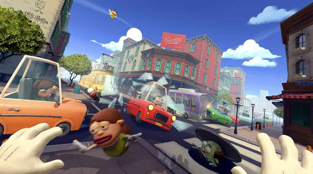 Traffic Jams: In diesem VR-Spiel müsst ihr den Verkehr regeln