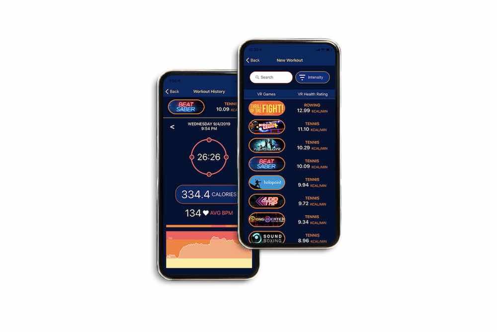 VR-Fitness: Gesundheitsinstitut veröffentlicht VR-Kalorienzähler-App